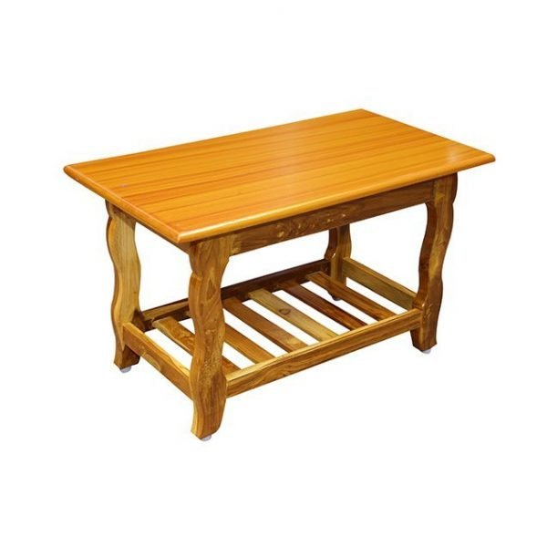 Wooden Teapoy plain